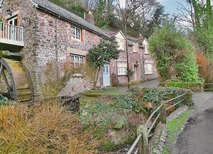 Self catering breaks at Watermill Cottage in Porlock, Somerset