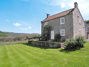 Self catering breaks at Harfa Bank Cottages - Harfa Bank in Swainby, North Yorkshire
