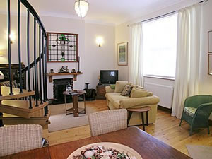 Self catering breaks at The Aul Bank in Banff, Banffshire