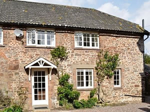 Self catering breaks at Luccombe Manor Cottages - Luccombe Cottage in Luccombe, Somerset