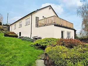 Self catering breaks at Tock How View in Outgate, Cumbria