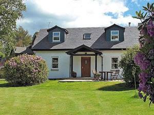 Self catering breaks at Acorn Cottage in Kippen, Stirlingshire