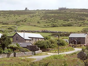 Self catering breaks at Skylarks in Morvah, Cornwall