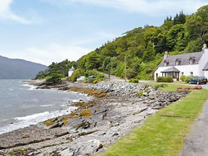 Self catering breaks at Aros in Glaick, Ross-shire