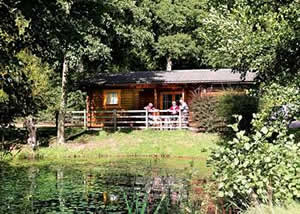 Self catering breaks at Ledbury Lodge in Ledbury, Herefordshire