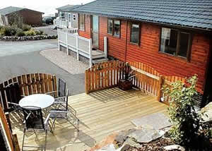 Self catering breaks at Luce Bay Lodge in Newton Stewart, Wigtownshire