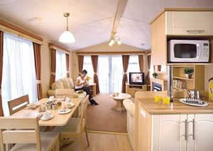 Self catering breaks at Solway Bay in Newton Stewart, Wigtownshire