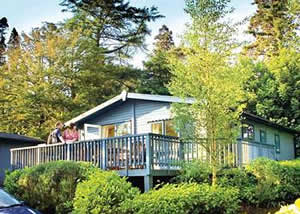 Self catering breaks at Woodland Lodge in Keswick, Cumbria