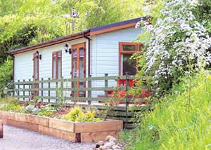 Self catering breaks at Dell Lodge in Bedale, North Yorkshire