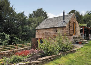 Self catering breaks at Cornstore Cottage in Whatstandwell, Derbyshire