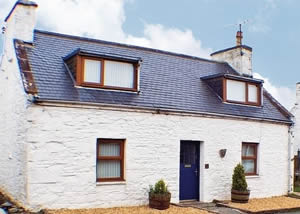 Self catering breaks at Smithy Croft in Elrig Port William, Wigtownshire
